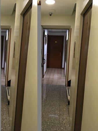 Hotel Stromboli: corridoio