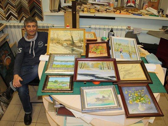 Картинная галерея «La Boheme Artistique»