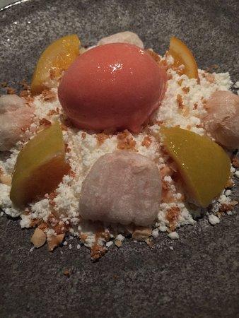 Il Bacaro Cucina e Bar: Blood orange dessert