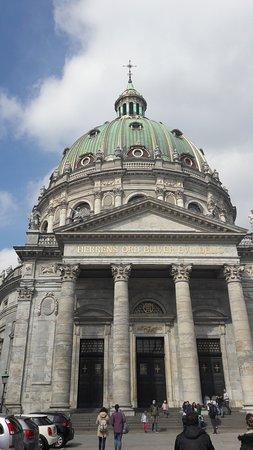 Frederikskirche (Marmorkirche): marmorkirken