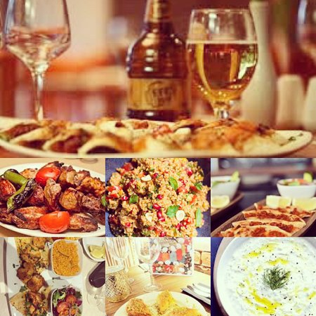 ROKA The Square Turkish Mediterranean Restaurant