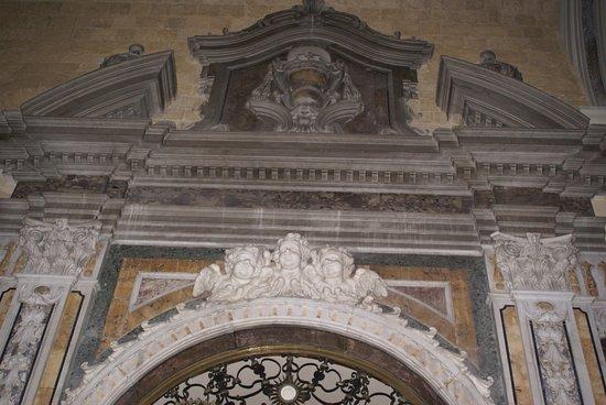 Taranto Catherdral - Duomo of San Cataldo: Décor