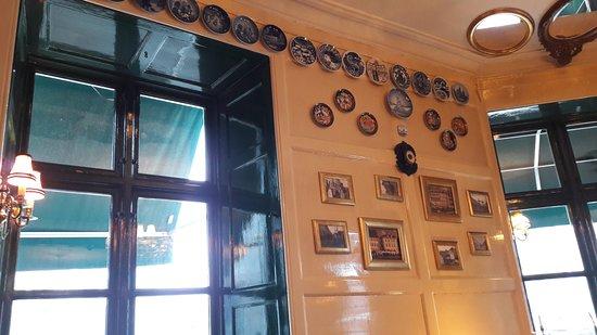 NyhavnsKroen: interieur du restaurant