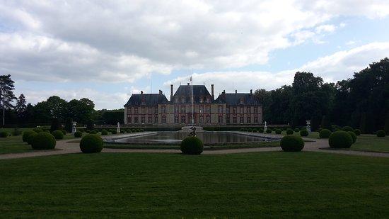 Choisel, Γαλλία: Arrière du château