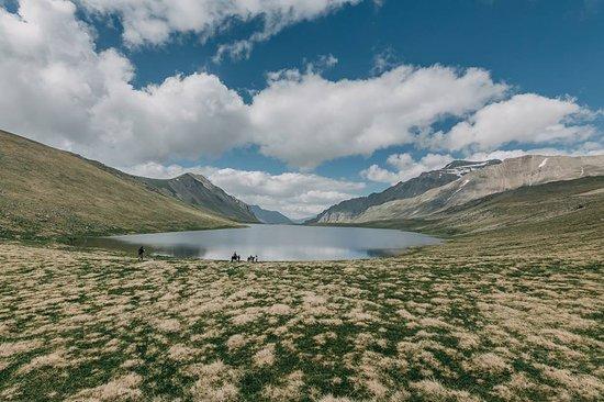 Lagodekhi, Gruzja: Black Rock Lake
