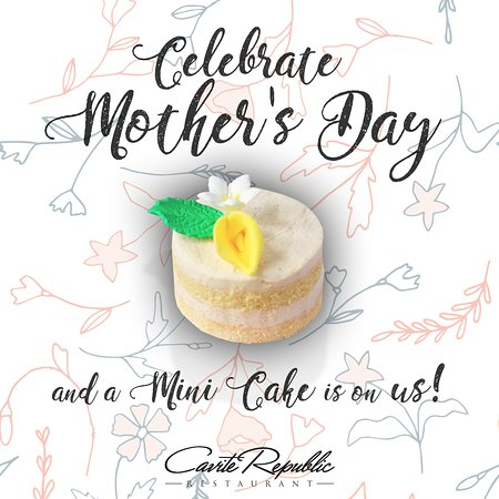 Trece Martires, Philippines : Mother's Day Promo
