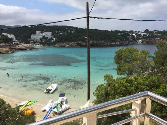 Sandos El Greco: Beautiful Portinatx bay