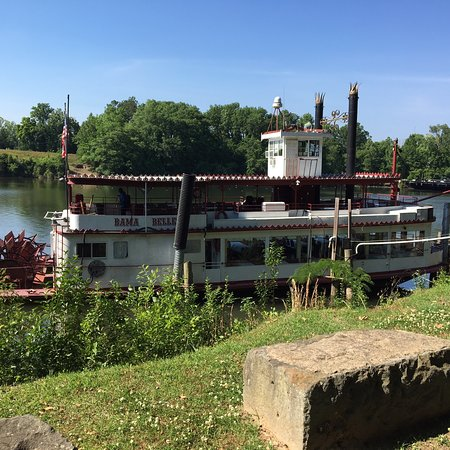 Tuscaloosa Riverwalk: Black Warrior River