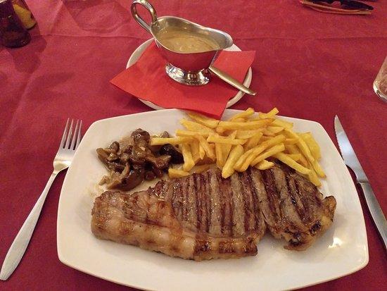 Restaurante Casa de los Gallos: Entrecot
