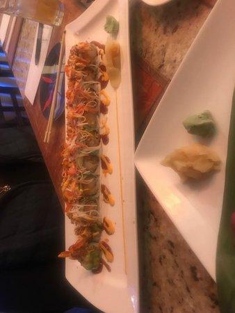Ludlow, MA: Shrimp Tempura Roll