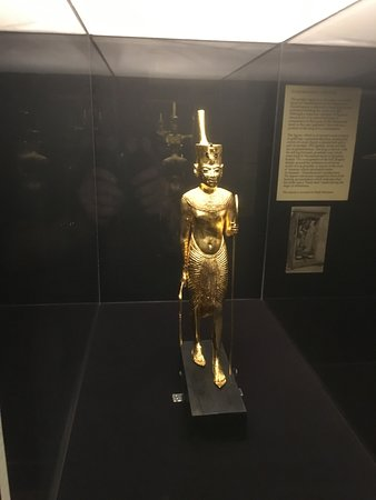 Tutankhamun Exhibition: God