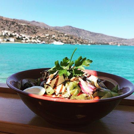 Mediterranean Cafe Snack Bar Photo