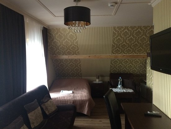 Chojnow, โปแลนด์: Chambre du dernier étage