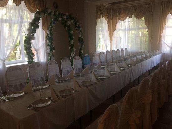 Chojnow, โปแลนด์: Paré pour accueillir les mariages