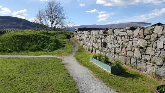 Old Fort of Fort William