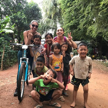 Battambang Bicycle Tour