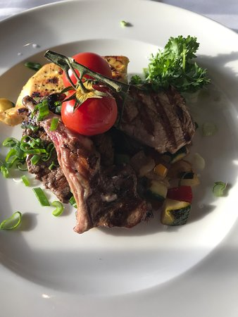 Katwoude, The Netherlands: mixed grill