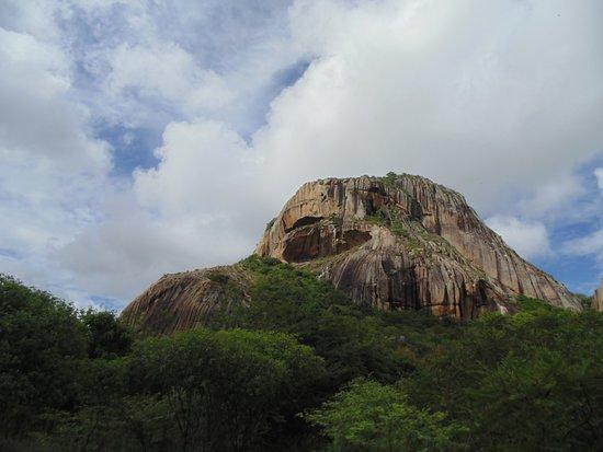 Araruna, PB: Pedra da Boca
