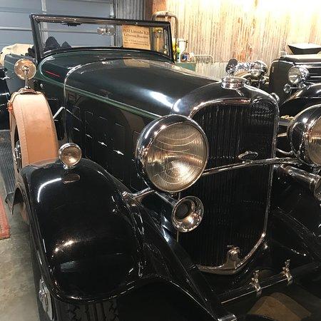 Bilde fra Wheels Through Time Transportation Museum