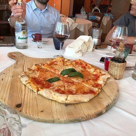Ordona, Włochy: Ristorante L'Hostaria