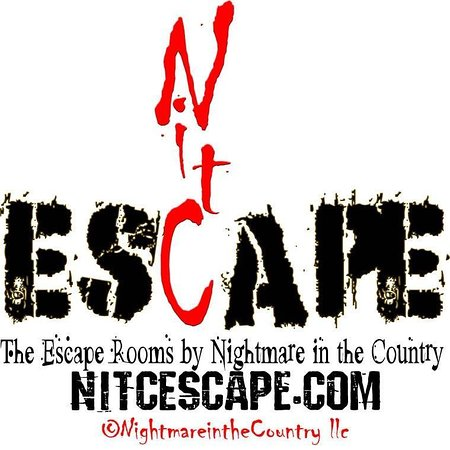 Woodward, OK: NITC Escape-The Escape Rooms by Nightmare in the Country