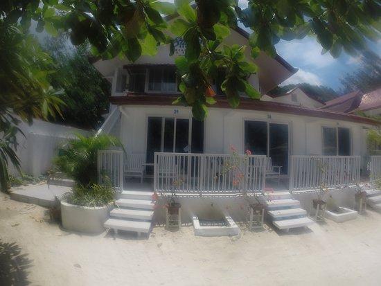 Stunning Republic Beach Resort: Chambre à l'extérieur (prise avec une gopro)
