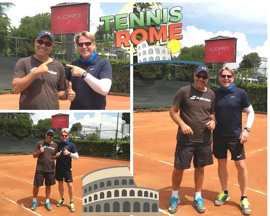 Tennis a Roma