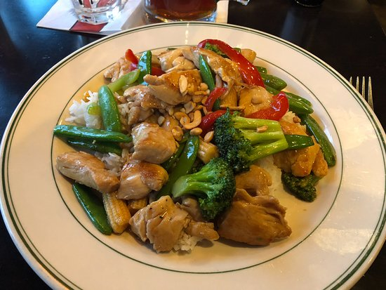 Excelsior, MN: Chicken Stir Fry