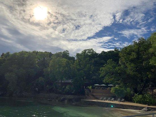 Cerf Island Resmi