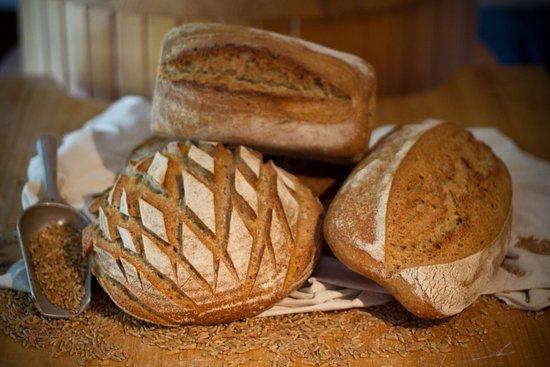Cowichan Bay, Canadá: Organic BC Grown Red Fife Sourdough Loaves