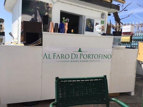 Al Faro di Portofino Lounge Bar-billede