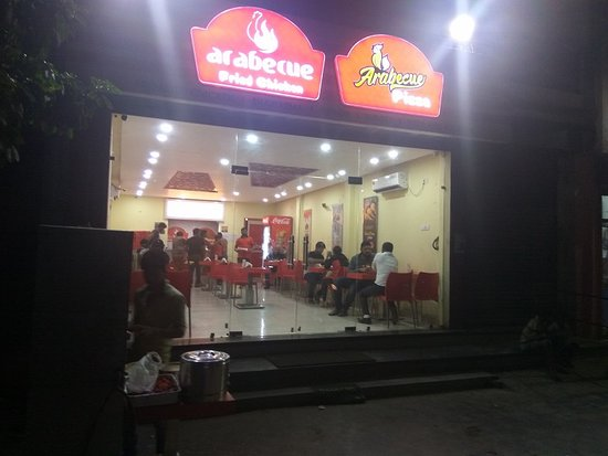 Arabecue Review Of Arabecue Kanpur India Tripadvisor