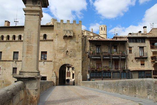 Valderrobres, Spania: Portal de San Roc