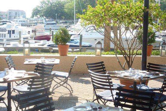 Bistro 17 Shelter Cove Marina Fine Dining