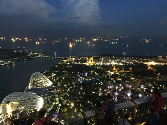 Best view of Marina Bay