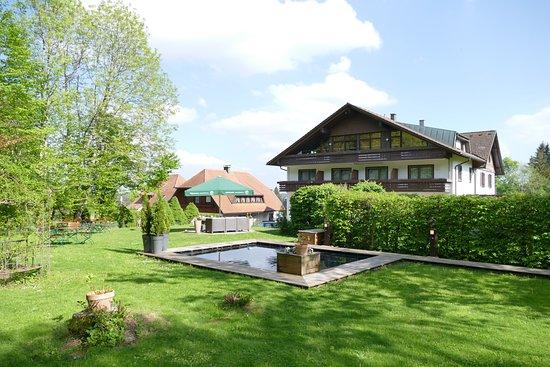 Kniebis, Deutschland: Gerne wollen wir mal im Sommer den Garten geniessen!