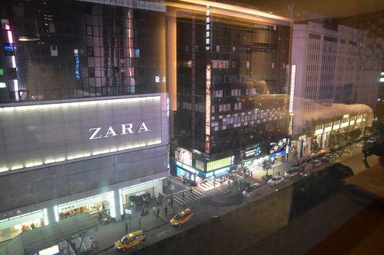 Kantinenatmosphare Picture Of Green World Hotel Zhongxiao Da An