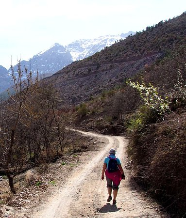 Day tour in high Atlas mountains: first steeps in Hugh Atlas