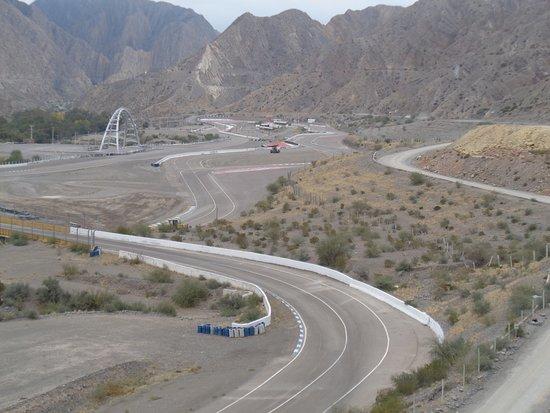 Circuito Zonda San Juan : Foto de autodromo eduardo copello san juan: vista desde el mirador