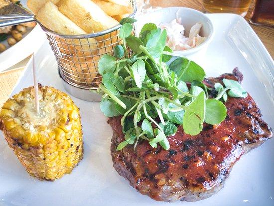 The Royal Silverdale: Bourbon Steak