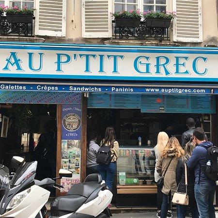Au P'tit Grec Foto