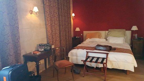 Le Grand Monarque : Our room