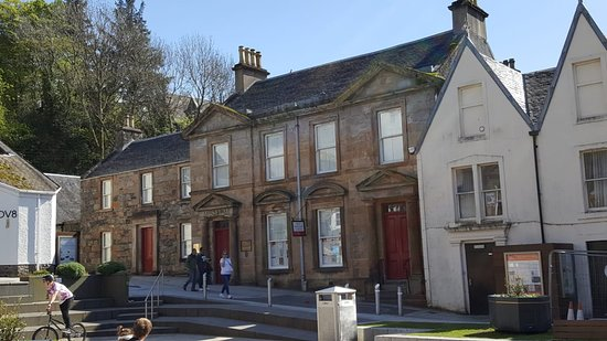 ‪West Highland Museum‬