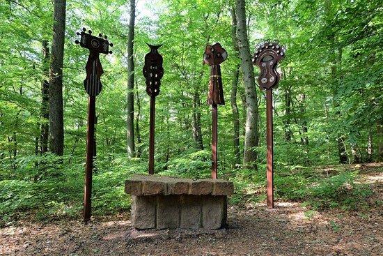 Keltischer Skulpturenweg