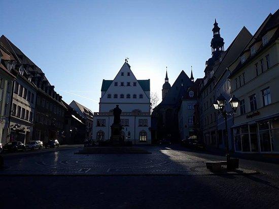 Rathaus Lutherstadt Eisleben.