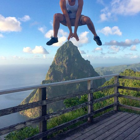 Soufrière, St. Lucia: Here are some wonderful views in st Lucia