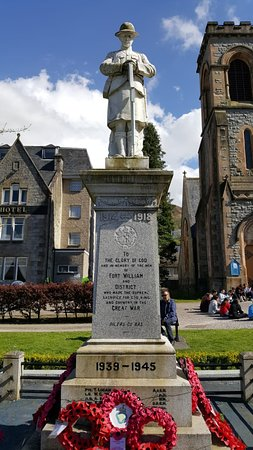 Fort William War Memorial