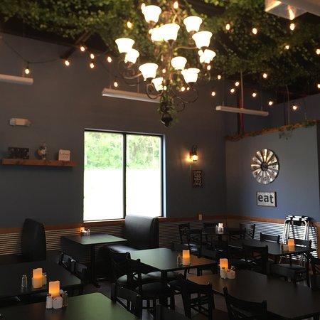 Madisonville, KY: Lamplight Cafe