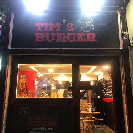 تيم برجر