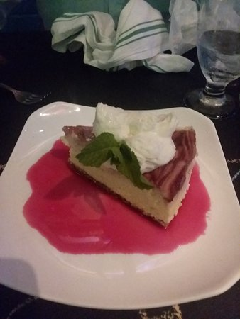 Beverly, MA: Gluten free cheesecake